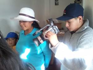 PV-Projekt in Cajamarca