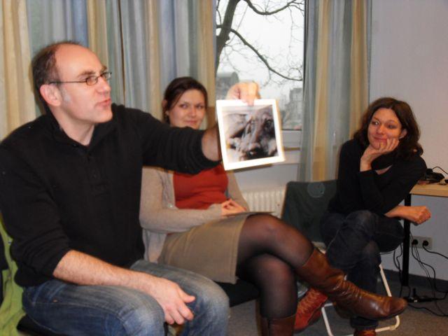 PV Workshop für Sozialarbeiter